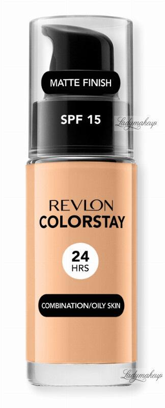 REVLON - COLORSTAY  FOUNDATION - Podkład do cery tłustej i mieszanej - 30 ml - 290 - NATURAL OCHRE