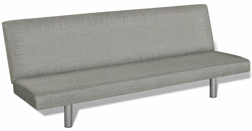 Sofa tapicerowana Melwin 2X  szara