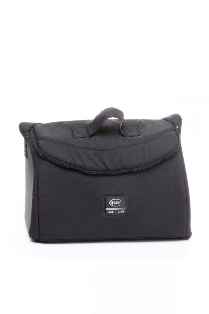 Torba pielęgnacyjna Mama Bag Black 4BABY