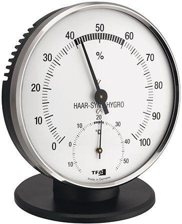 TFA Dostmann Termohigrometr, wielokolorowy, 0,8 x 13,5 x 3,8 cm