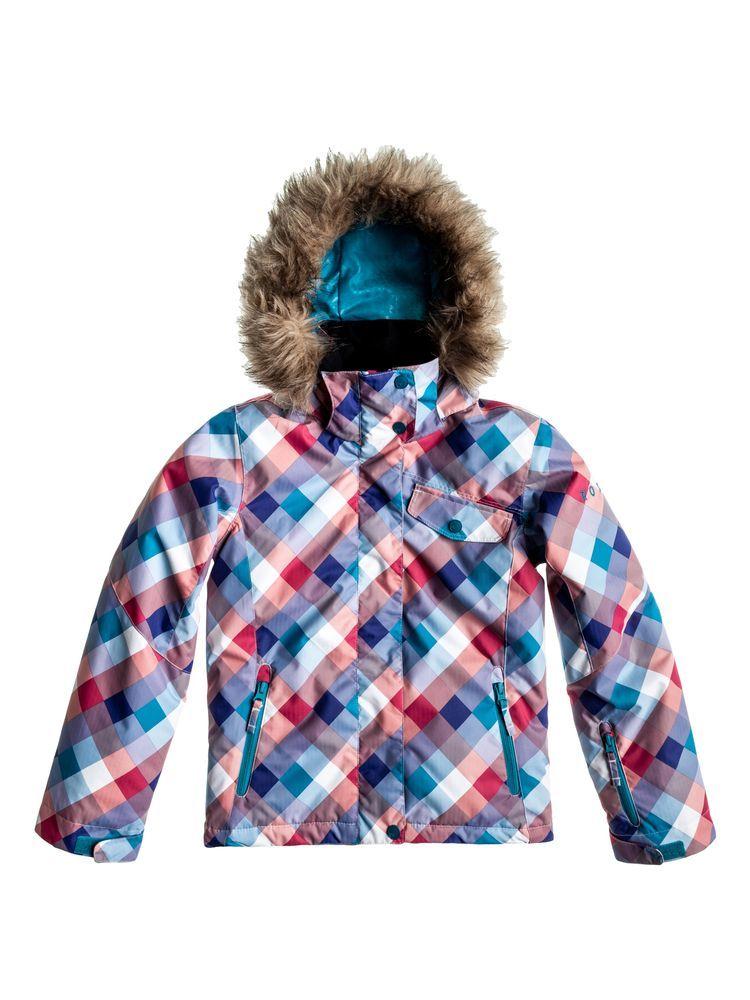 kurtka zimowa dziecięca ROXY JET SKI GIRL JK T SJ MPB3