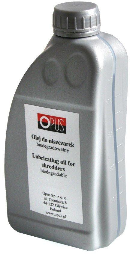 Olej do automatycznego smarowania noży tnących w niszczarkach IDEAL 200 ml.
