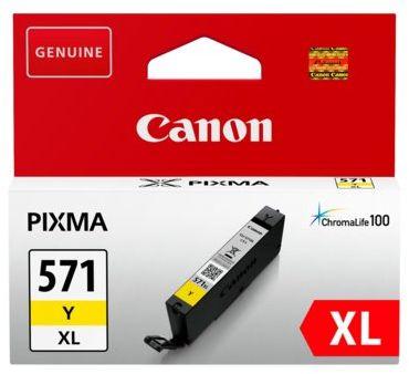 Tusz CANON CLI-571XLY