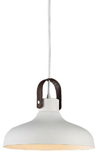 Lampa wisząca Tessio 30 AZ1289 AZzardo biała oprawa w nowoczesnym stylu