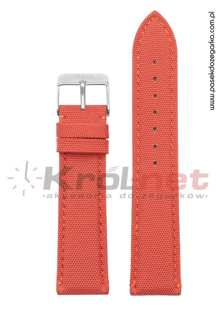 Pasek TK105P/24 - pomarańczowy