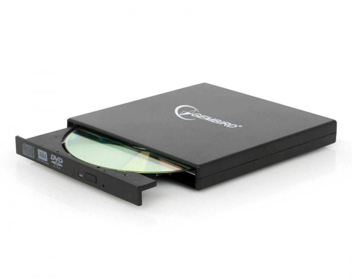 Nagrywarka DVD+/-RW Gembird DVD-USB-02