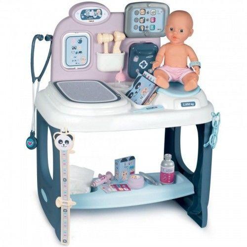 Smoby Opiekunka elektroniczna Baby Care Centrum Opieki
