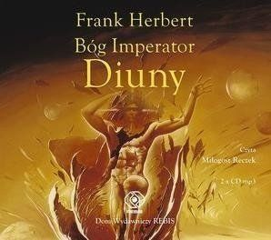 Kroniki Diuny T4 Bóg Imperator Diuny audiobook - Frank Herbert