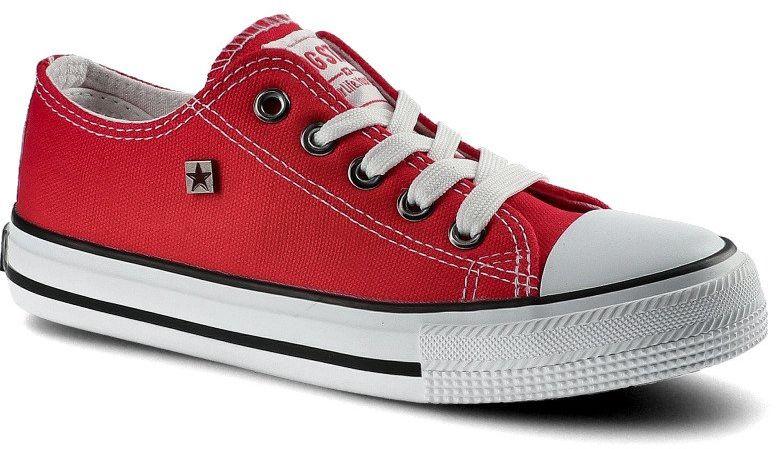 Trampki BIG STAR FF374201 603 Czerwony