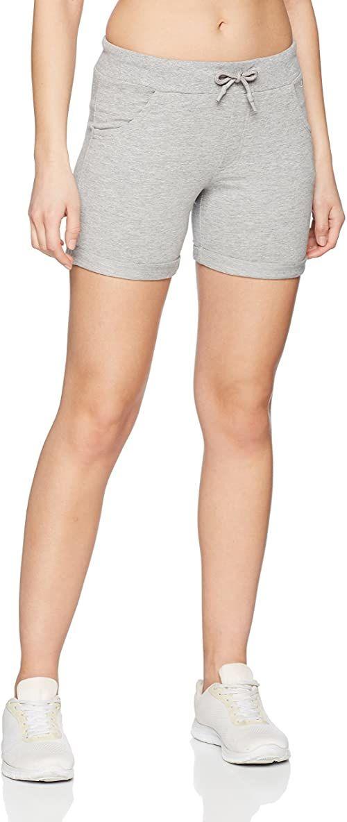 CMP damskie spodnie fitness, bermudy, damskie, bermudy fitness, Grigio M, 54