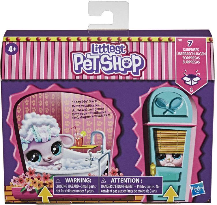 Littlest Pet Shop - Figurki niespodzianki 2-pak Salon zwierzaków E7430