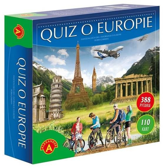 Quiz o Europie ALEX - Alexander