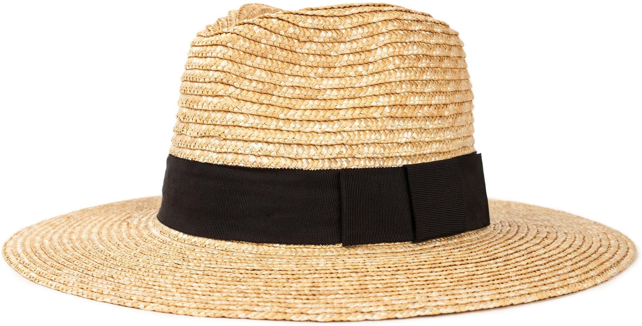 kapelusz damski BRIXTON JOANNA HAT Honey
