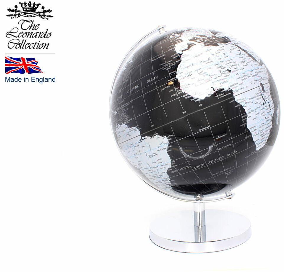 Globus średni - na sredrnej podstawie