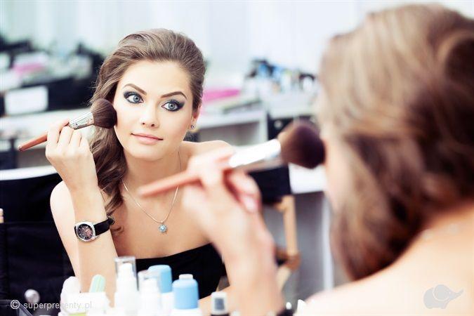 Kurs makijażu na każdą okazję dla dwóch osób Łódź