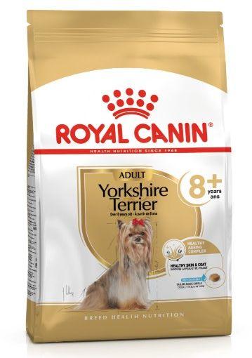 Royal Canin BHN Yorkshire Terrier Adult+8 3 kg