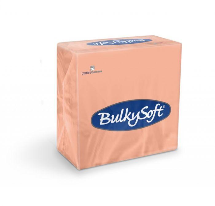 Serwetki papierowe BulkySoft dwuwarstwowe 33x33 składane 1/4A''50