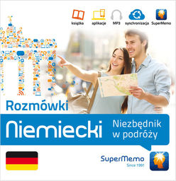 Rozmówki: Niemiecki Niezbędnik w podróży ZAKŁADKA DO KSIĄŻEK GRATIS DO KAŻDEGO ZAMÓWIENIA
