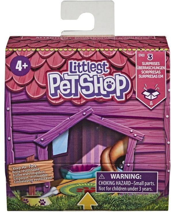 Littlest Pet Shop - Figurka niespodzianka w domku E7433