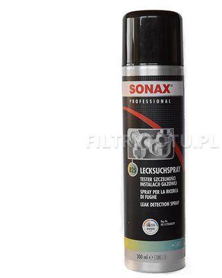 SONAX Tester szczelności instalacji gazowej 300ml (825300)