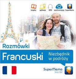 Rozmówki: Francuski Niezbędnik w podróży ZAKŁADKA DO KSIĄŻEK GRATIS DO KAŻDEGO ZAMÓWIENIA