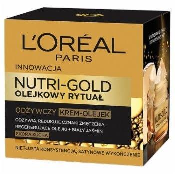 LOréal Paris Nutri-Gold krem na dzień 50 ml