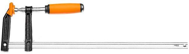 Ścisk stolarski 120 x 500 mm 45-165