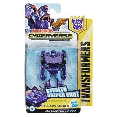 Hasbro Transformers Cyberverse - Shadow Striker E3633