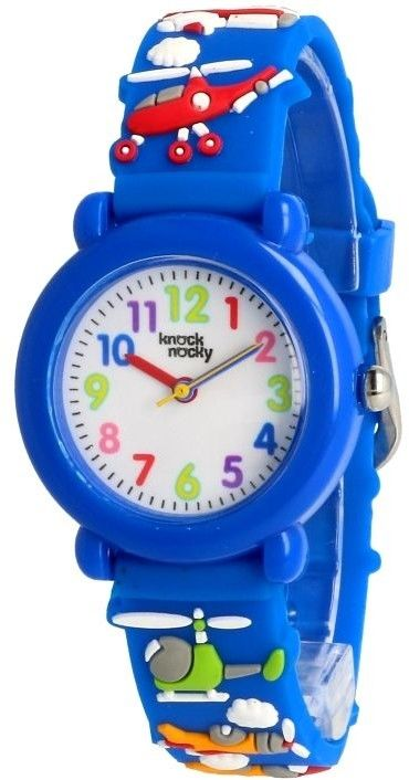 Zegarek Knock Nocky CB3308003 Color Boom - CENA DO NEGOCJACJI - DOSTAWA DHL GRATIS, KUPUJ BEZ RYZYKA - 100 dni na zwrot, możliwość wygrawerowania dowolnego tekstu.