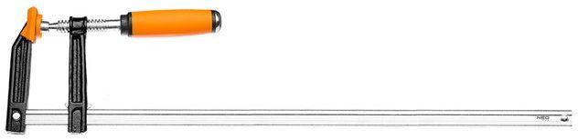 Ścisk stolarski 120 x 800 mm 45-168