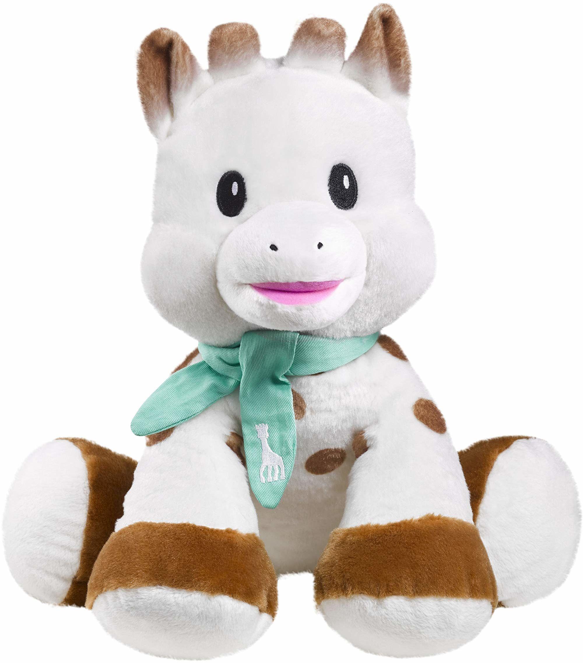 Sophie żyrafa, plusz, niemowlęta, 35 cm, ultra miękka, 010337
