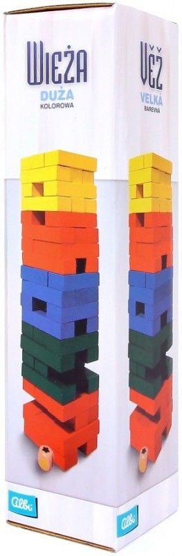Gra Wieża kolorowa