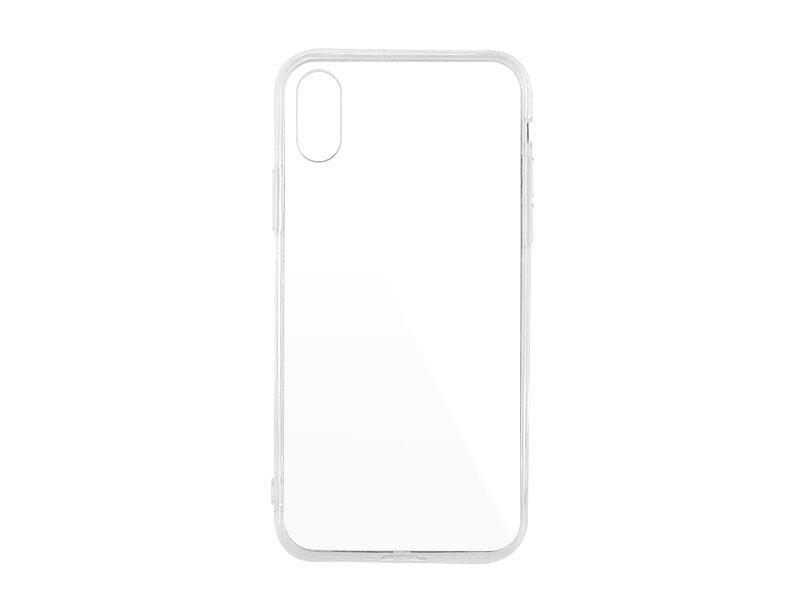 Apple iPhone X - etui na telefon Crystal Cover - przezroczyste