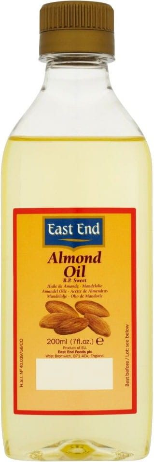 Olej Migdałowy 100% Almond Migdały 200ml EE
