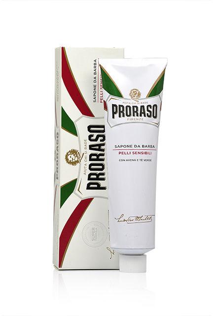 Proraso Mydło do golenia dla skóry wrażliwej Sapone da barba 150 ml