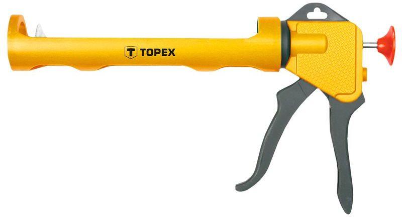 Wyciskacz do tub z silikonem 240mm 61-003