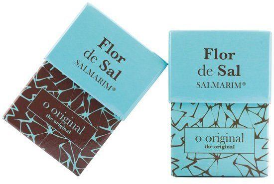 Kwiat soli klasyczny Flor de Sal Natural 150g