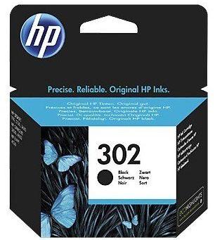 Tusz HP 302 Czarny (F6U66AE)