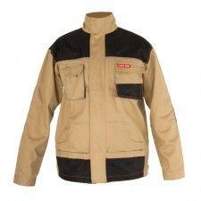 LAHTI PRO Bluza beżowa, 100% Bawełna rozmiar XL /L4040156/