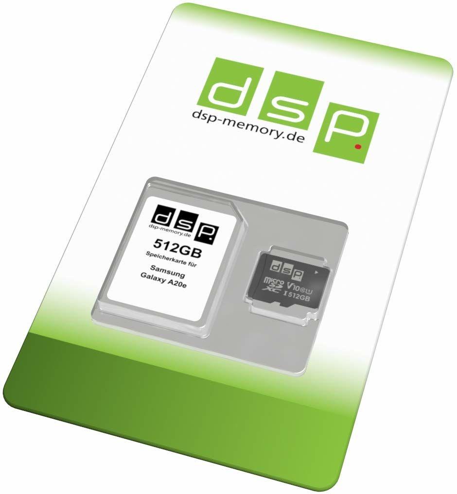 Karta pamięci 512 GB (Class 10) do Samsung Galaxy A20e
