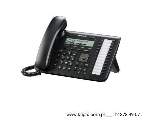 Telefon SIP KX-UT133 Panasonic UŻYWANY 6 miesięcy gwarancji