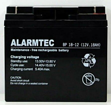 ALARMTEC Akumulator 12V/18Ah