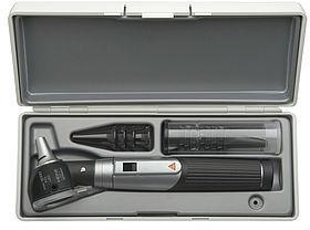 Zestaw HEINE mini3000 F.O. LED D-885.20.021 Zestaw diagnostyczny otoskopu mini3000 F.O. LED