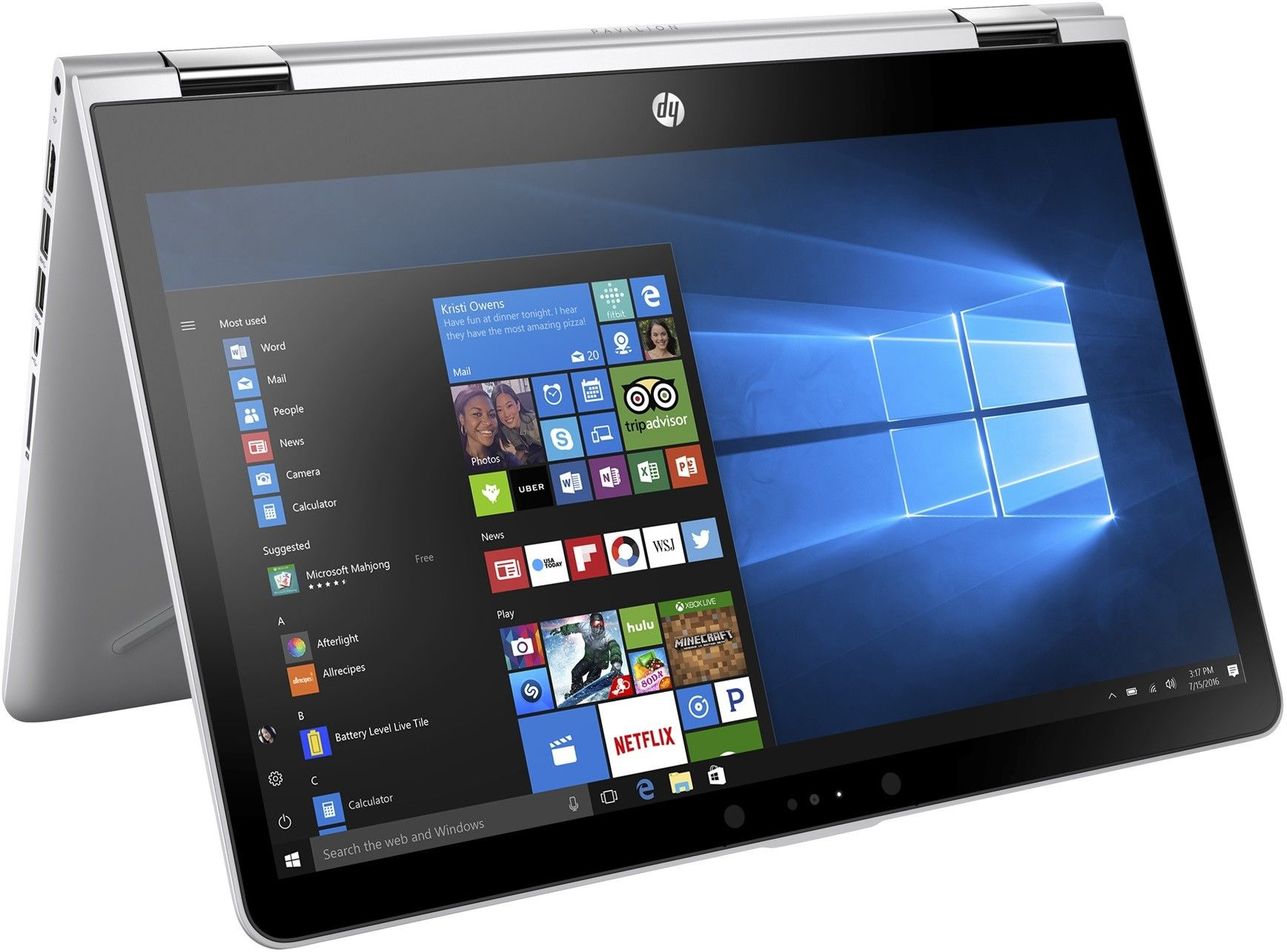 Laptop HP Pavilion x360 14-cd0006nw 4TY11EA