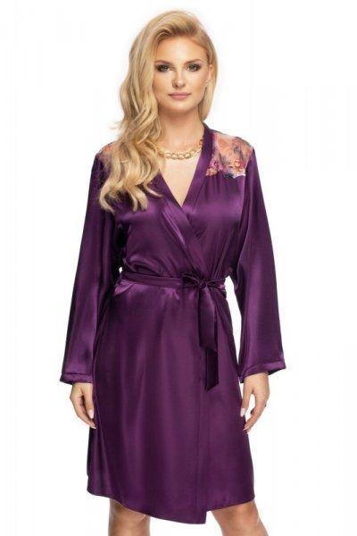 Irall shelby purple szlafrok damski