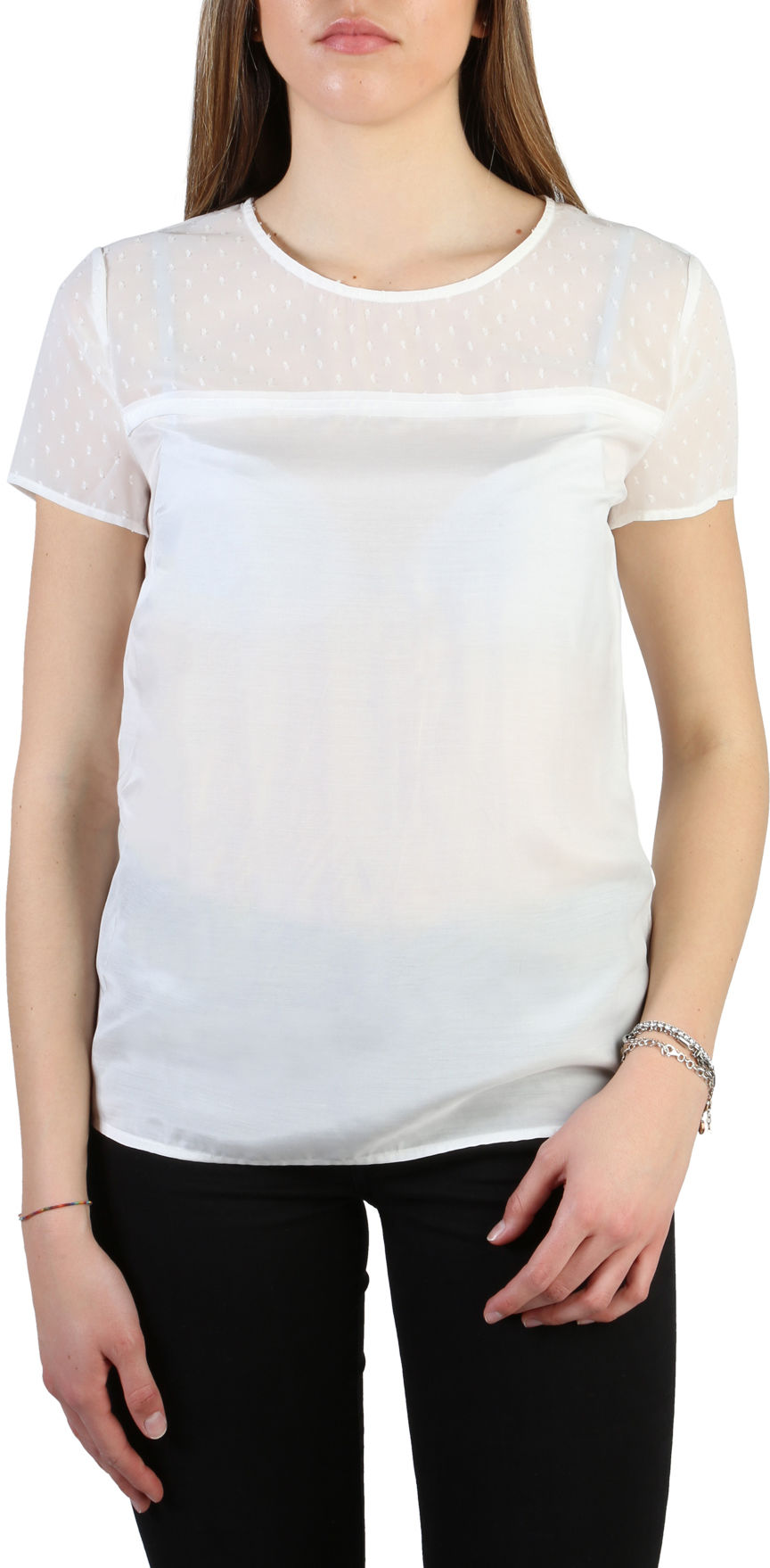 Koszulki Armani Jeans Damskie