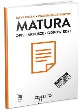 Egzamin maturalny. J. Polski ZP Przykł arkusze egz - praca zbiorowa