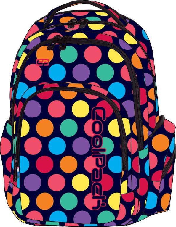 Plecak Coolpack Spark Lollipops 31l w kółka
