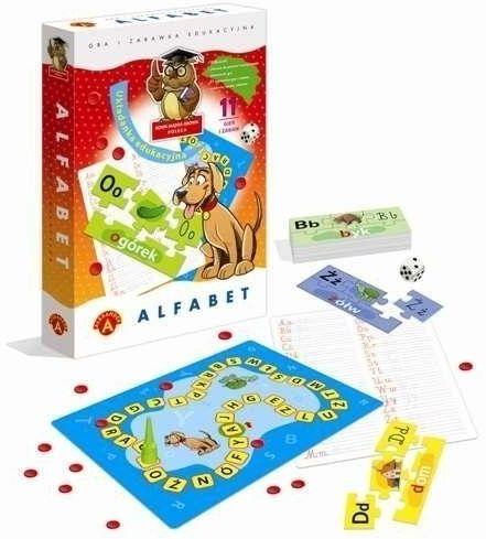 Alfabet ALEX - Alexander