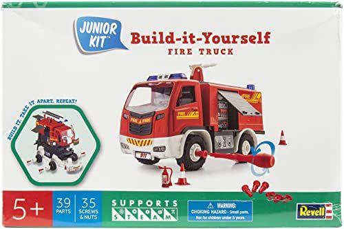 REVELL USA, LLC 4510200003 plastikowy model dla straży pożarnej, samochodu strażackiego, rozmiar uniwersalny